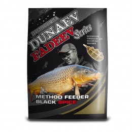"""DUNAEV-FADEEV"" 1кг Method Feeder Black Spice"